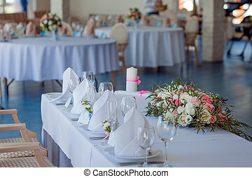 Wedding banquet, small restaurant in Maritime style - ...