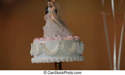 Wedding cake. HD