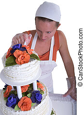 Wedding Cake Maker