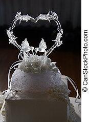Wedding Cake Top 2