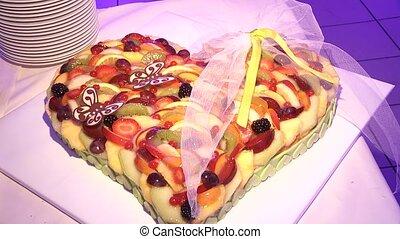 Wedding Cake with nice decoration