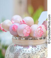 wedding cakepop