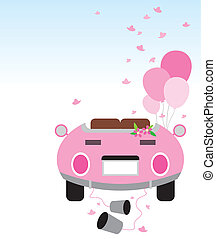 Wedding car design