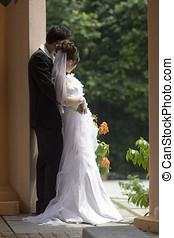 Wedding Ceremony - Asian wedding ceremony.