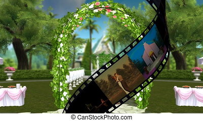 wedding ceremony - image of wedding ceremony