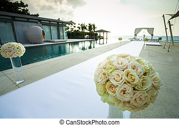 wedding ceremony - wedding venue