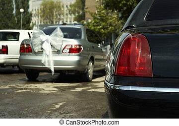 wedding cortege