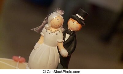 Wedding Couple Figures