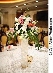wedding decor flowers