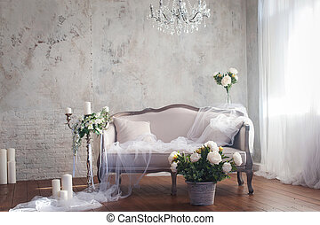 wedding decor interior style