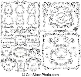 Wedding design collection