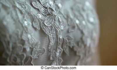 Wedding dress lace - Wedding beautiful dress with lace