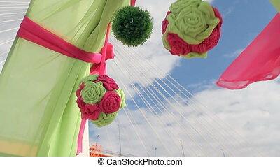 Wedding Flower Arch Decoration