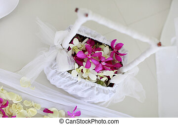 wedding, flowers.