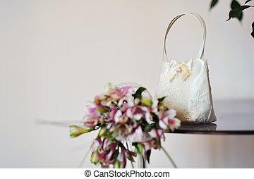 wedding, geldbeutel