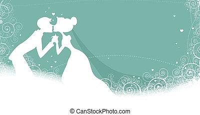 Wedding invitation background elegant illustration stock wedding invitation background stopboris Image collections