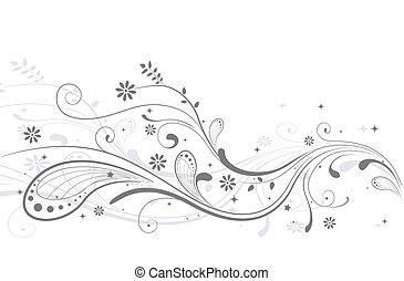 Wedding Invitation - Illustration of a Wedding Invitation...