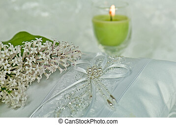 Wedding Lilacs