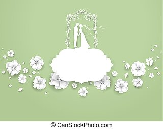 Wedding love art