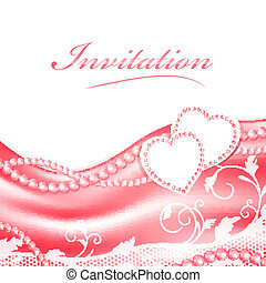 Wedding love frame