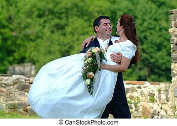 wedding * marriage