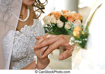 wedding - One of the gala days in human life
