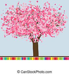Wedding or Valentine card template.