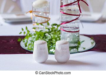 Wedding Reception Candles Decor