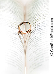 wedding Ring in the bible