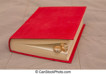 wedding rings in the Red Book