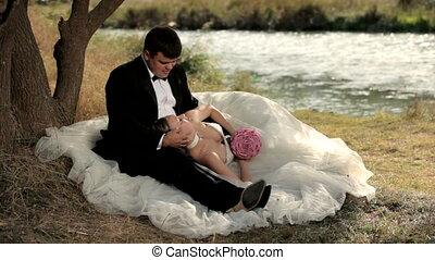 Wedding romance