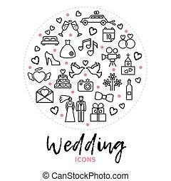 Wedding Round Concept