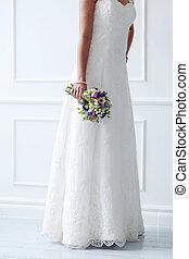 wedding., schöne , braut