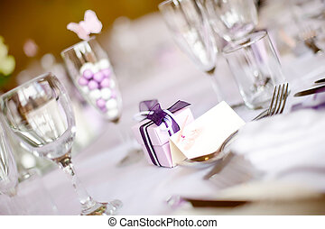 Wedding Table Setting - Wedding Breakfast Table Layout And...