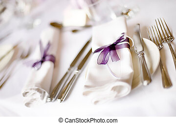 Wedding Breakfast Table Layout And Gifts