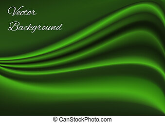 weefsel, textuur, vector, groene, artistiek, achtergrond
