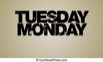 weekdays, hd, lus