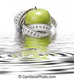 weerspiegelingen, diet.