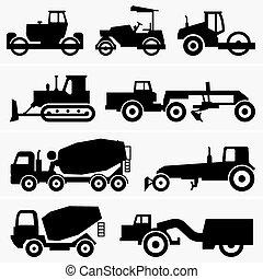 wegenbouw, mechanisme