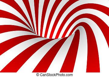 weiß rot, hintergrund, &