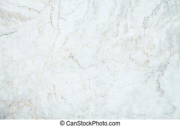 weißer marmor, beschaffenheit, hintergrund., (high.res.)