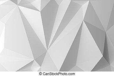 weißes, abstrakt, hintergrund