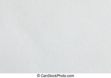 weißes, betonwand, beschaffenheit