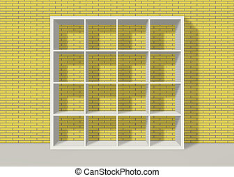gelassen elemente wand grau k sten gr ner hintergrund. Black Bedroom Furniture Sets. Home Design Ideas