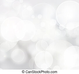 weißes, licht
