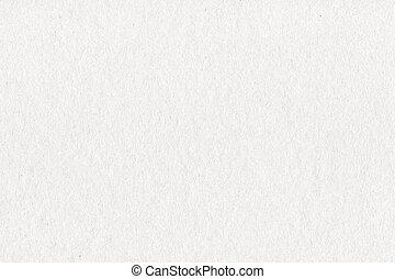 weißes, papier, handgearbeitet, hintergrund