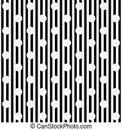 muster wei es schwarz gestreift sommer stoff mode fruehjahr papier kehren ausstattung. Black Bedroom Furniture Sets. Home Design Ideas
