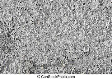 weißes, steinigen textur