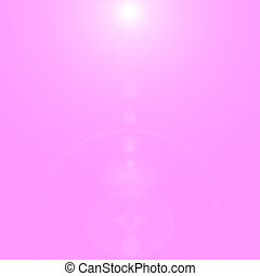 weich, rosafarbener hintergrund