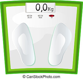 Weight - Tilted to control weight